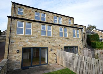 Thumbnail 4 bed town house for sale in St. Georges Road, Scholes, Holmfirth