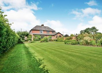 Thumbnail 3 bed semi-detached house for sale in Ash Cottages, Mill Lane, Snelson, Chelford