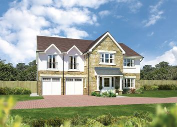 "Thumbnail 5 bed detached house for sale in ""Thornewood"" at Hunter Street, Auchterarder"