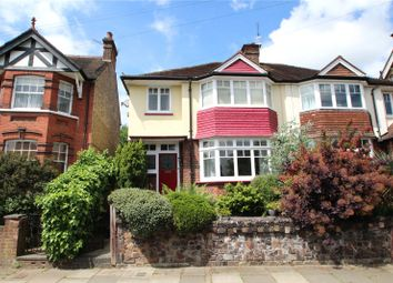 Thumbnail 4 bed semi-detached house for sale in Blenheim Road, St. Albans, Hertfordshire