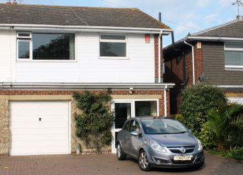 Thumbnail 3 bedroom semi-detached house to rent in Sandown Road, Sandwich