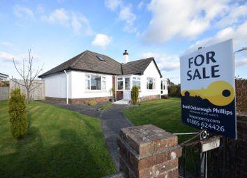 Thumbnail 3 bed bungalow for sale in Warren Close, Torrington, Devon