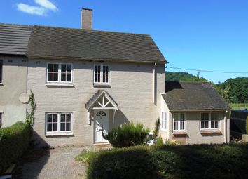 Thumbnail 3 bed semi-detached house for sale in Norman Cottages, Michaelston-Le-Pit, Dinas Powys