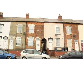 Thumbnail 3 bed terraced house to rent in Boulton Road, Handsworth, Birmingham