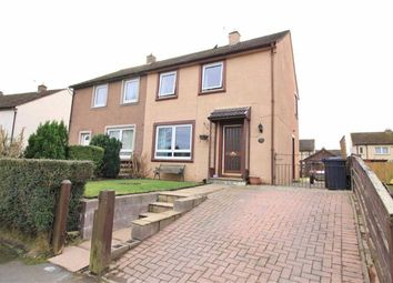 Thumbnail 2 bed semi-detached house for sale in Burnhead Road, Hawick
