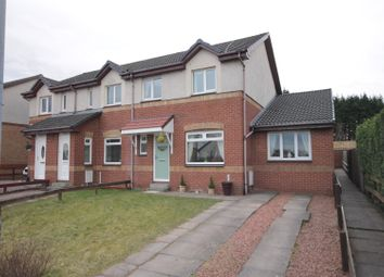 Thumbnail 4 bed end terrace house for sale in Kingston Avenue, Uddingston, Glasgow