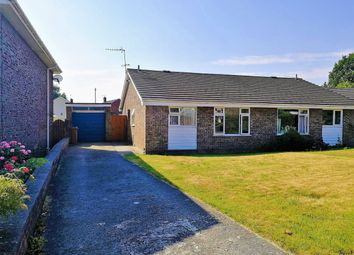 Thumbnail 2 bedroom semi-detached bungalow for sale in Ash View, Aston Park, Queensferry
