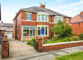 Thumbnail 4 bed semi-detached house for sale in West Park Drive, Blackpool