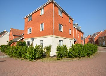 Thumbnail 2 bedroom flat for sale in Killick Crescent, Carlton Colville, Lowestoft