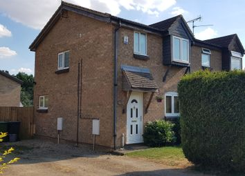 Thumbnail Semi-detached house for sale in Kinnears Walk, Orton Goldhay, Peterborough