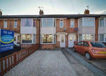 Thumbnail Terraced house to rent in Ridgeway Road, Hull