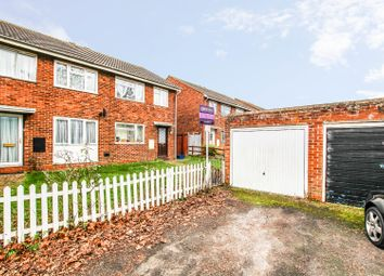 Thumbnail 3 bed semi-detached house for sale in Kents Road, Stantonbury