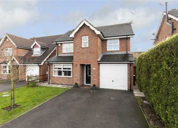 Thumbnail 4 bed detached house for sale in Larkfields Crescent, Swanwick, Alfreton