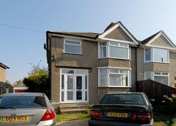 Thumbnail 3 bedroom semi-detached house to rent in Headley Way, Headington, Oxford