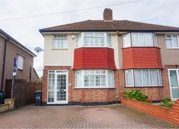 3 bed semi-detached house for sale in Brockman Rise, Bromley BR1