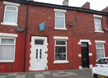 Thumbnail 2 bed terraced house to rent in Cross Street, Blackpool