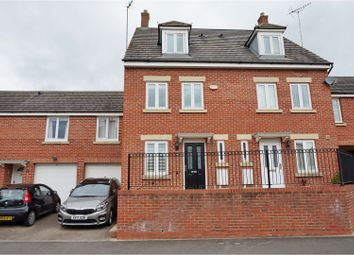 Thumbnail 3 bed semi-detached house for sale in Farnborough Drive, Daventry