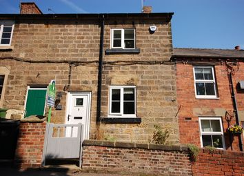 Thumbnail 1 bed terraced house to rent in Church Street, Holbrook, Belper