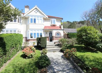 Thumbnail 3 bed semi-detached house for sale in Padarn Crescent, Llanbadarn Fawr, Aberystwyth