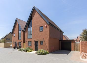 Thumbnail 3 bed detached house for sale in Brassie Wood, Chelmsford, Essex