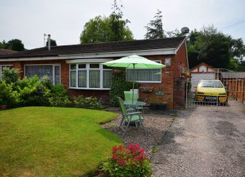 Thumbnail 3 bed semi-detached bungalow for sale in Netherton Grove, Milton, Stoke-On-Trent