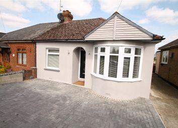Thumbnail 2 bedroom semi-detached bungalow to rent in Lower Rainham Road, Rainham, Gillingham, Kent