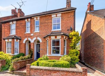 Thumbnail 4 bed semi-detached house for sale in St. Georges Road, Farnham