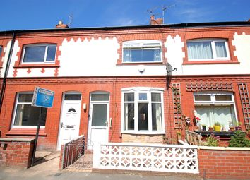 Thumbnail 2 bedroom terraced house to rent in Newcastle Avenue, Blackpool, Lancashire