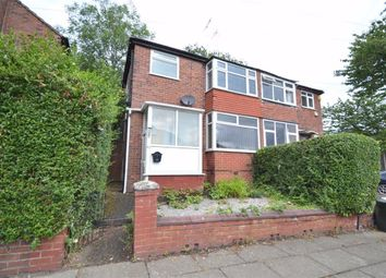 Thumbnail 3 bed semi-detached house to rent in Downham Crescent, Prestwich