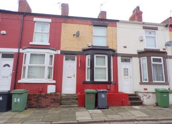 Thumbnail 2 bed property to rent in Yelverton Road, Tranmere, Birkenhead