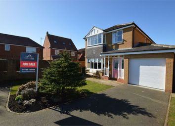 Thumbnail 4 bed detached house for sale in 18 Middlefield Close, Scarborough, North Yorkshire