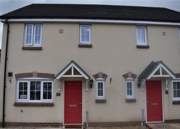 Thumbnail 3 bed semi-detached house for sale in Gatehouse View, Pembroke, Pembrokeshire
