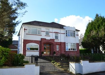 Thumbnail 4 bedroom property for sale in Roddinghead Road, Giffnock, Glasgow