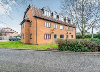 Thumbnail 2 bedroom flat for sale in Stagshaw Drive, Fletton, Peterborough, Cambridgeshire