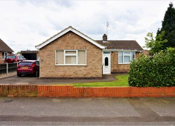 Thumbnail 2 bed detached bungalow for sale in Wordsworth Way, Measham, Swadlincote