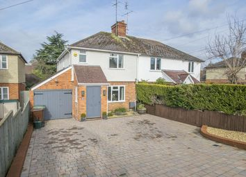Thumbnail 3 bed semi-detached house for sale in Elvendon Road, Goring On Thames, Reading