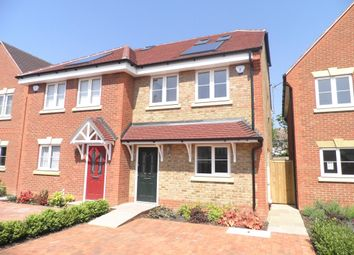 Thumbnail 3 bed semi-detached house to rent in Woodbury Close, Maidenhead