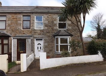 Thumbnail 2 bedroom end terrace house to rent in Crane Road, Camborne