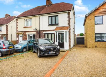 2 bed semi-detached house for sale in Lunsford Lane, Aylesford ME20