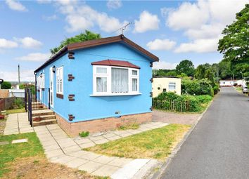 Thumbnail 1 bed mobile/park home for sale in Damson Drive, Hoo, Rochester, Kent