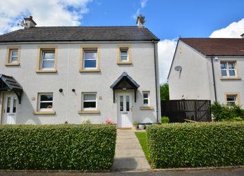 Thumbnail 3 bed end terrace house for sale in Kirkfield Gardens, Renfrew