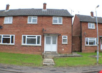 Thumbnail 2 bed semi-detached house to rent in Belfast Mead, Lyneham, Chippenham