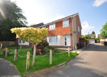 Thumbnail 3 bed semi-detached house to rent in Sandridge, Crowborough