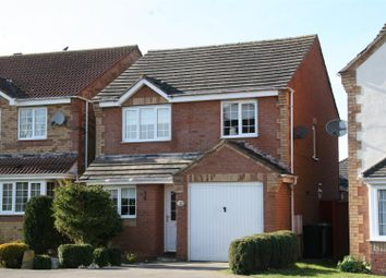 Thumbnail 3 bed detached house for sale in Irwell Close, Oakham