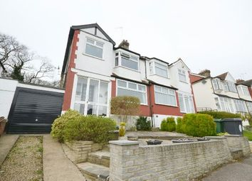 Thumbnail 3 bed semi-detached house for sale in Larkshall Crescent, London