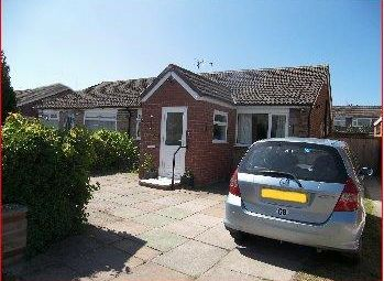 Thumbnail 3 bed semi-detached bungalow for sale in Sandringham Road, Formby, Liverpool