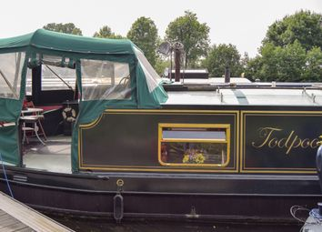 Thumbnail 2 bed houseboat for sale in 52 Portsmouth Road, Surbiton