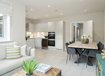 "Thumbnail 4 bed semi-detached house for sale in ""The Molesey - Semi-Detached"" at Orchard Lane, East Molesey"