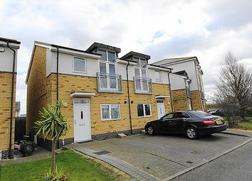 Thumbnail 3 bed semi-detached house for sale in Brazier Crescent, Northolt, Northolt