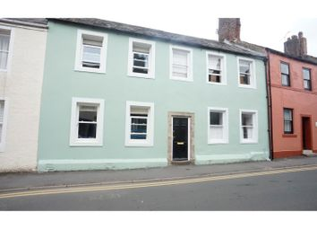 Thumbnail 3 bed terraced house for sale in St. Helens Street, Cockermouth